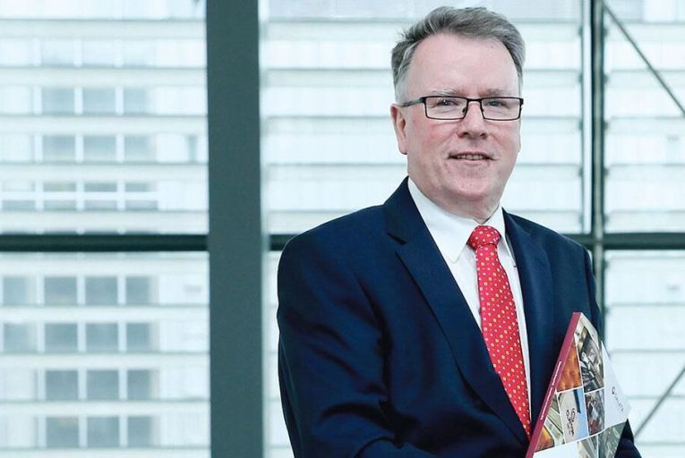Pat McCann, chief executive of the Dalata Hotel Group