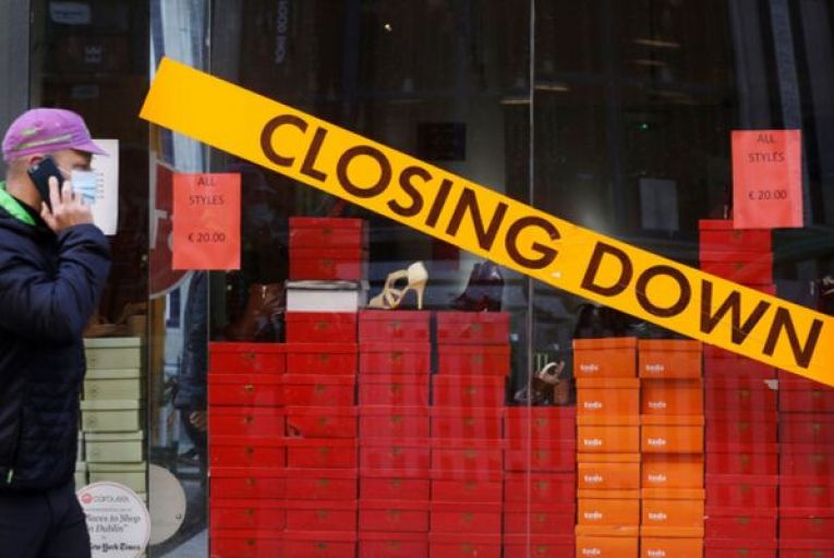 More small businesses will come under pressure in 2021. Picture: Rollingnews.ie