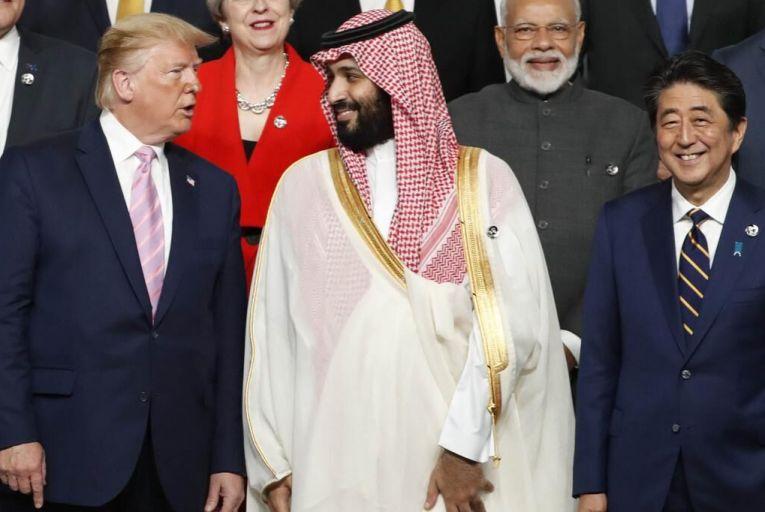 US-Saudi relations remain warm despite setbacks. Pic: Getty