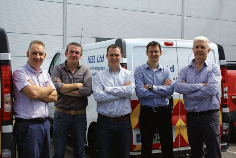 IGSL: providing specialist services for over 30 years