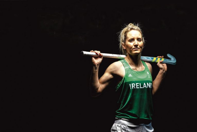 Nicci Daly, hockey player: 'When I sat down with the coach, he told me the Olympics was the goal'. Picture: Morgan Treacy/INPHO