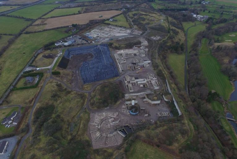 Around €23.9 million has been spent on the 30 hectare site so far and an estimated €36 million more is required to secure all the waste and build a public park on top of it.