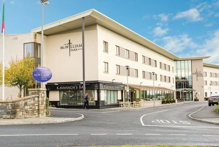 Check out at Mayo's McWilliam Park Hotel