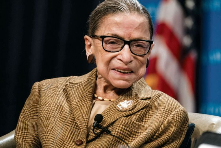 Ginsburg's death raises stakes in Supreme Court battle