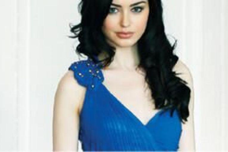 Blue shoulder details dress, All dresses Dresscode at Arnotts, €295