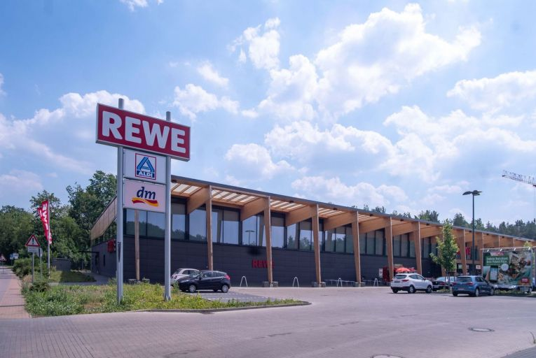 Greenman invests exclusively in German food-anchored retail parks, hybrid centres and neighbourhood centres. Picture: Andreas Reich
