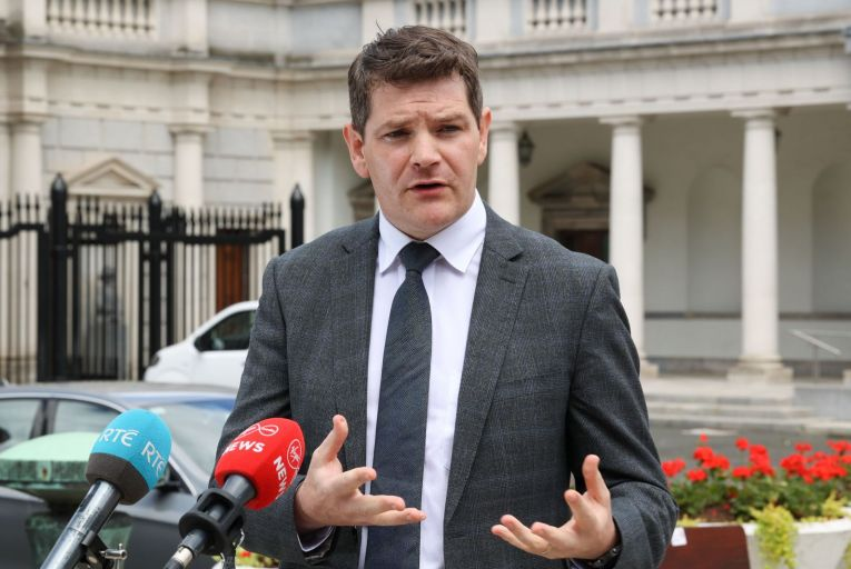 Peter Burke, the Minister for State with responsibility for planning: reform proposals will 'take a strong look at the judicial review process'. Picture: RollingNews