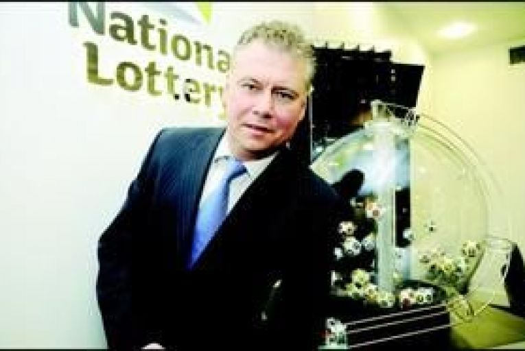 Business 2000: Lottery keeps eye on the prize