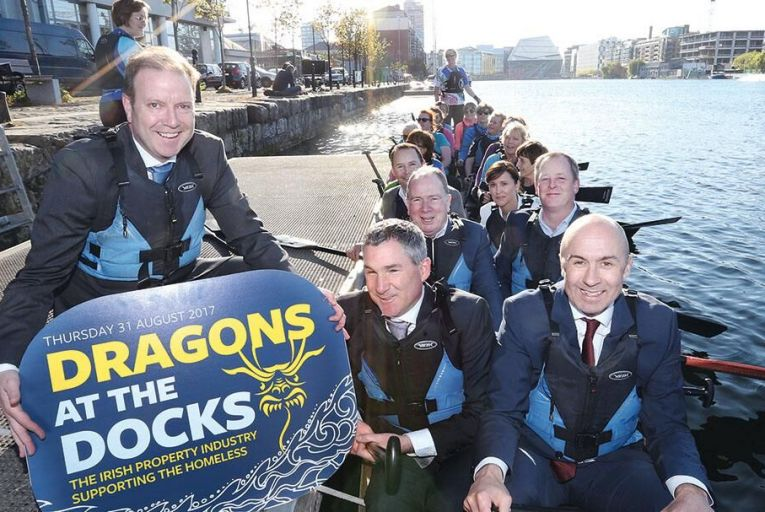 Dragons at the Docks aims to raise €250k for charity