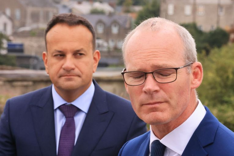 Coveney feels the heat during excruciating question-and-answer session