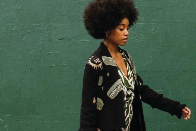 Hayley Menzies' vintage-inspired knitwear hits Brown Thomas