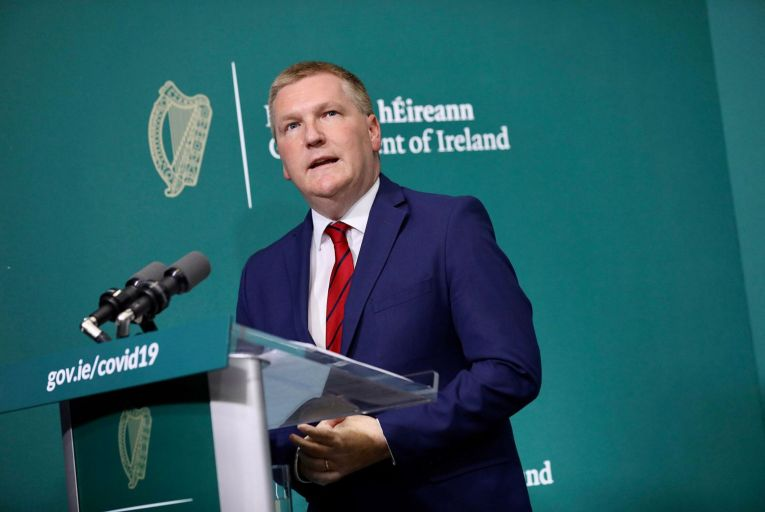 Minister for Public Expenditure Michael McGrath, who was Fianna Fáil finance spokesman when Quinn insurance collapsed, said at the time: 'Taxpayers have been left on the hook for the losses.' Picture: Rollingnews.ie