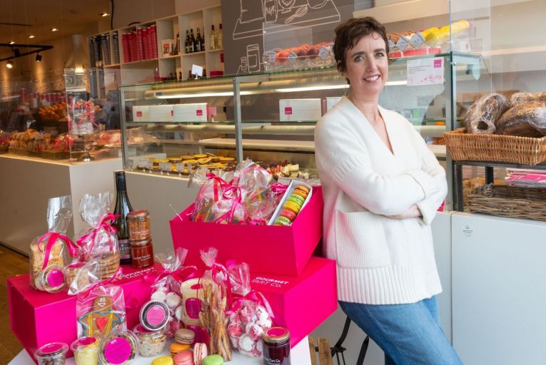 Gourmet Tart Company was founded in 2001 by Michelle and Fintan O'Donnell. Picture: Martina Regan