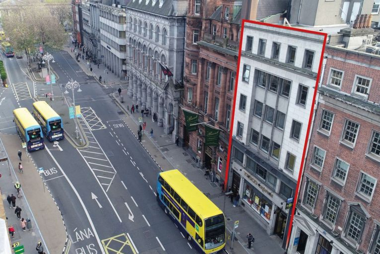 Prime mixed-use property in College Green guiding €5.2m