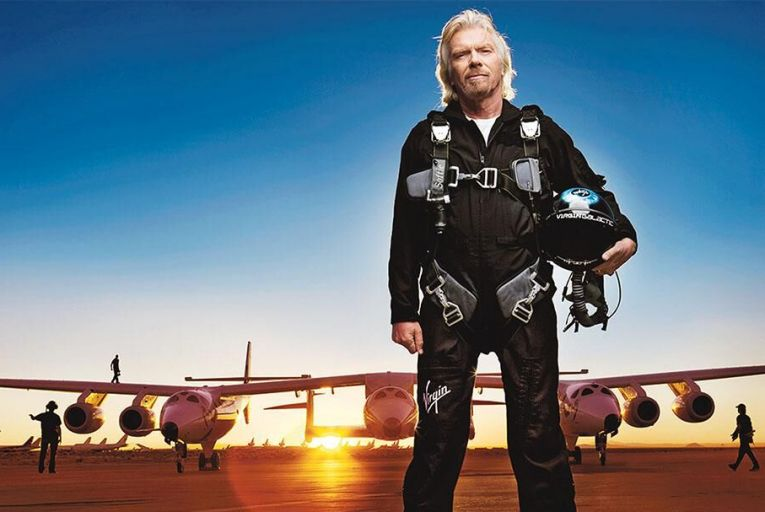 Richard Branson: the entrepreneur is always ready to roll on  to the next opportunity Picture: Jonas Fredwall Karlsson
