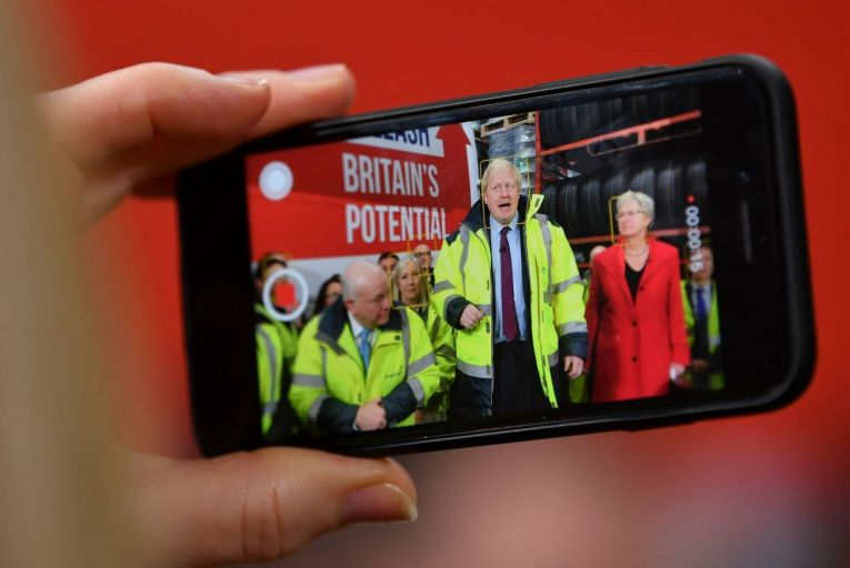 UK election lays bare social media's distorting effect