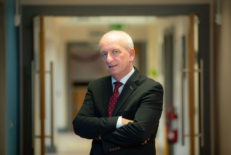 Bernard Gloster interview: Ireland now leader in foster care: Tusla chief