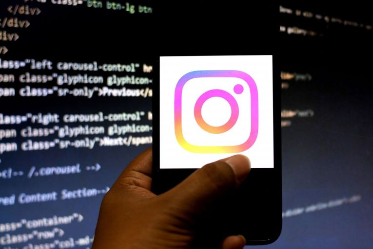 Instagram apologised to users after an issue with its algorithm meant diet-based content was suggested to users with eating disorders. Photo: Getty