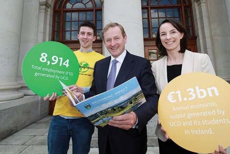 UCD volunteers yield results overseas