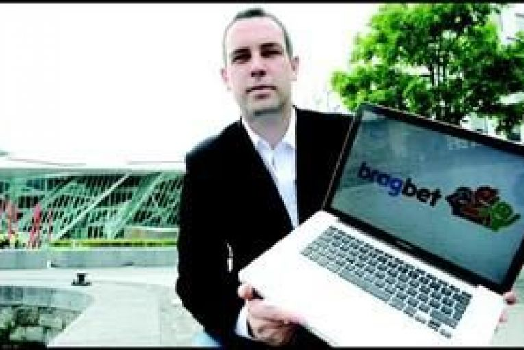 Phil Riordan, chief executive, BragBet: \'We have built a product with social aspects at its core\'. Photo: Tony O\'Shea