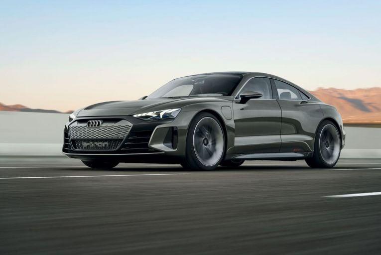 Audi E-Tron GT has a direct missile-lock on Tesla Model S
