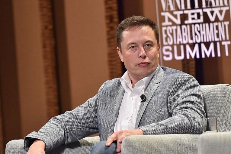 Tesla Motors CEO and Product Architect Elon Musk Pic: Getty