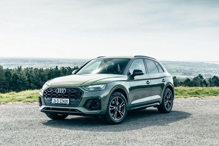 Test drive: Audi evolves rather than overhauls the popular Q5