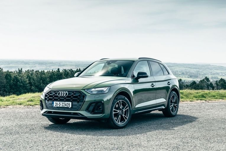 The new Audi Q5: factor in a price of between €55,000 and €60,000 depending on how tempted you are by the options.