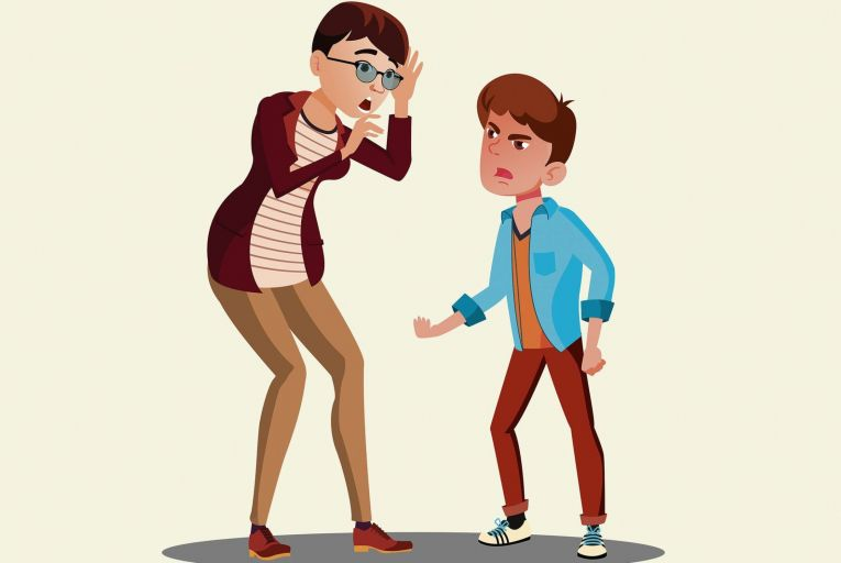 Design for Life: Why is our teenage son always arguing with us?