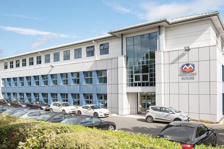 Mercury House in Sandyford, Co Dublin: on the market for 3.2 million