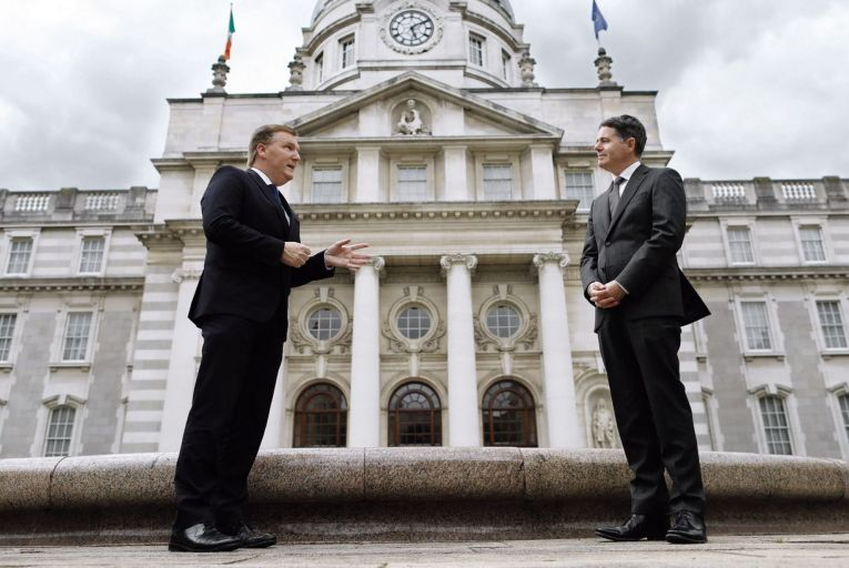 Donohoe and McGrath set to borrow their way through the pandemic