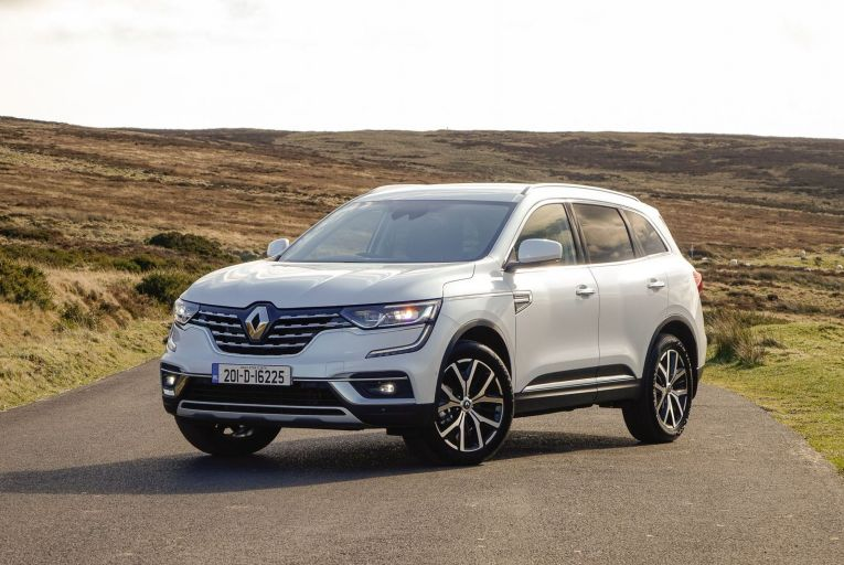Renault Koleos: Luxury vibes from SUV with space to spare