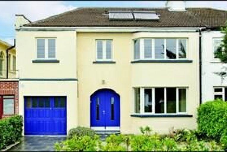 Impressive energy-efficient Terenure home on market