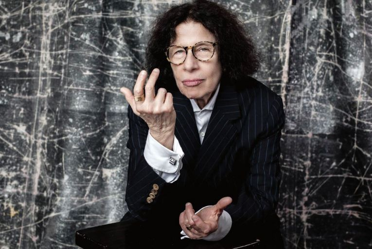 Fran Lebowitz: a pin-striped-clad portal to another time who has gained a new generation of admirers among younger women