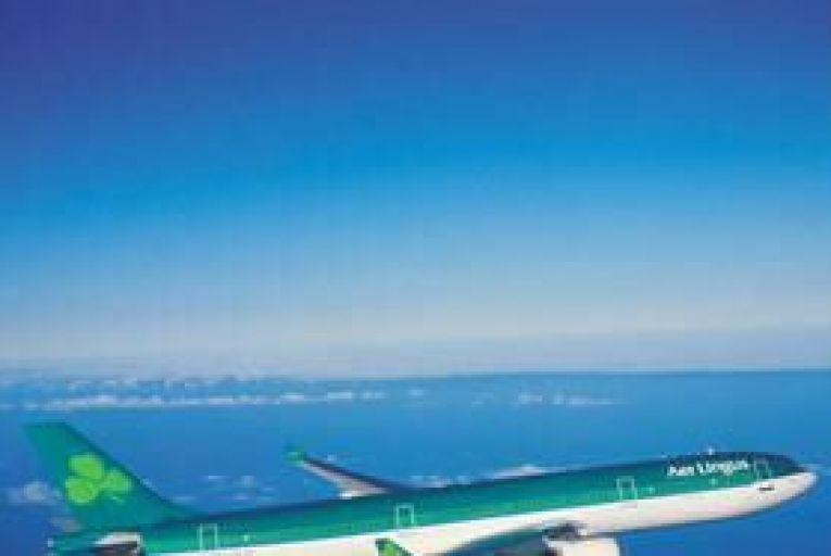 Revenues increase at Aer Lingus