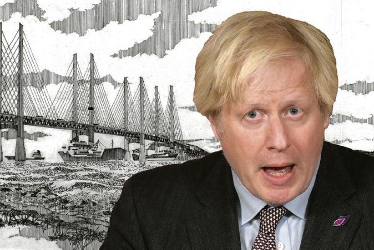Feasible or folly: can the 'Boris Burrow' bridge the divide?