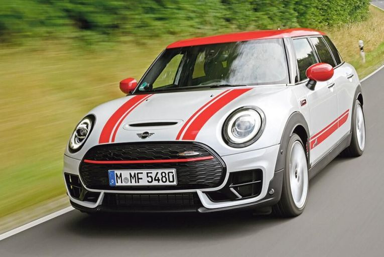 The Mini with maxi power