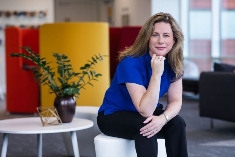 Niamh Graham: people will always be at the heart of how we work