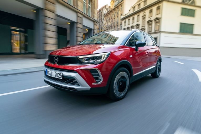 Test drive: Opel Crossland loses its X and looks to widen  appeal