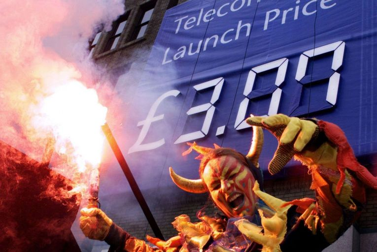Sold: The Eircom Shares Saga on RTÉ One, this Monday, covers the ill-fated privatisation of Ireland's phone network