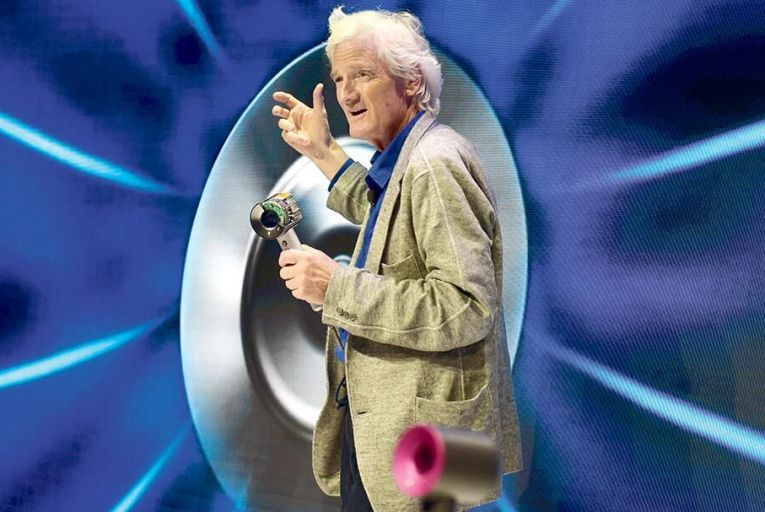 James Dyson, one of the loudest pro-Brexit voices, is moving his vacuum firm's HQ to Singapore Picture: Getty