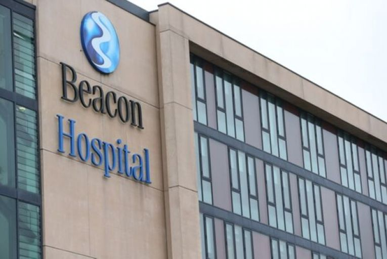 Michael Cullen, chief executive of the Beacon Hospital, said that following a period of 'positive engagement' with the HSE, the organisation had agreed to sign a new surge agreement. Picture: Rollingnews.ie