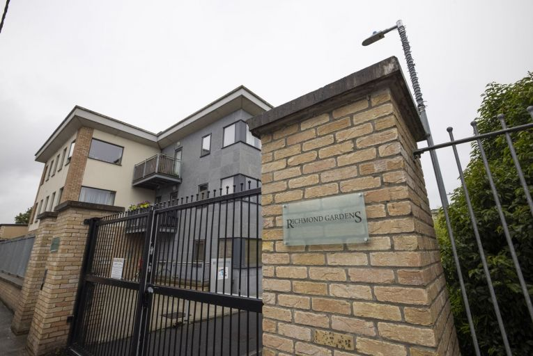 Richmond Gardens in Drumcondra, Dublin 3: final unit snapped up for €506,000, almost twice the going rate for a two-bed apartment in the capital. Picture: Fergal Phillips