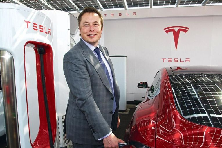 Tesla boss Elon Musk: the chair  and the chief executive of a company should not be the same person Picture: by David Rawcliffe/Propaganda