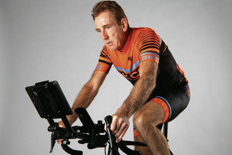 Cycling legend Kelly gives Kickstarter a spin for next project