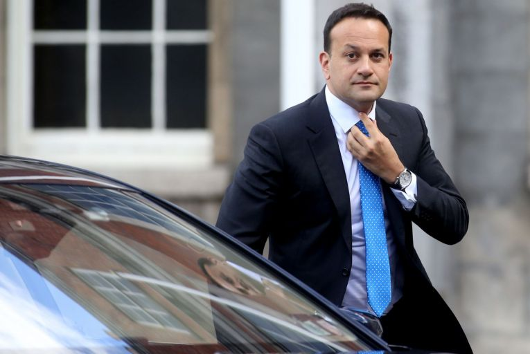 Leo Varadkar has been urged to seek the removal of US tariffs on Irish food products. Picture: Sam Boal/Rollingnews.ie
