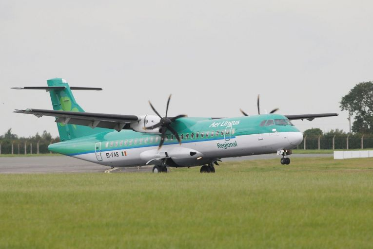Lynne Embleton, the Aer Lingus chief executive, said that aviation figures have 'consistently warned' that Ireland's travel restrictions could lead to job losses