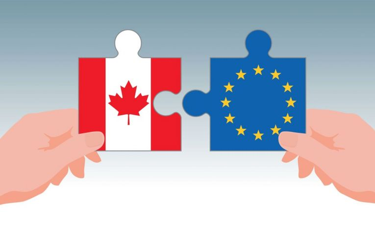 The Comprehensive Economic and Trade Agreement (Ceta) is a free-trade agreement between Canada and the EU. Picture: Getty