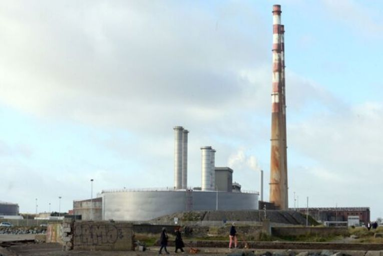 One district heating project is in Dublin city centre, where waste heat will be used from the Poolbeg incinerator to heat local homes. Picture: Rollingnews.ie