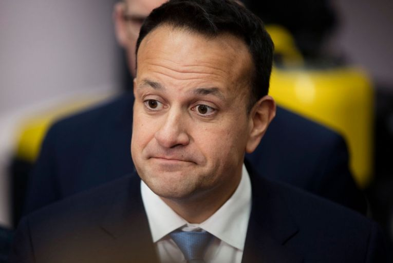 Whistleblower in Varadkar leak says he wanted to expose 'incestuous, backslapping circle'